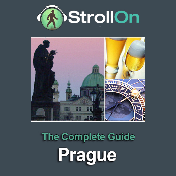 Strollon: The Complete Prague Guide , Hörbuch, ...