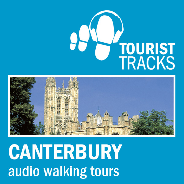 Tourist Tracks: Canterbury MP3 Walking Tours: Two audio-guided walks around Canterbury , Hörbuch, Digital, 1, 34min