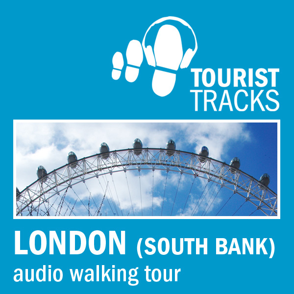 Tourist Tracks London South Bank MP3 Walking Tour: An Audio-guided Walking Tour , Hörbuch, Digital, 1, 42min