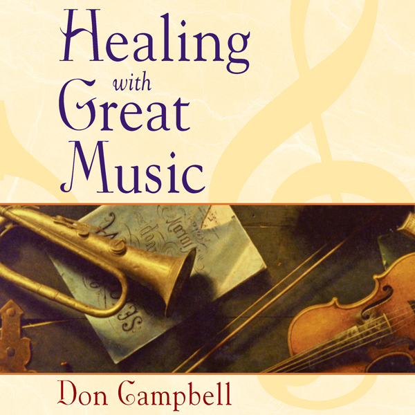 Healing with Great Music, Hörbuch, Digital, 1, ...