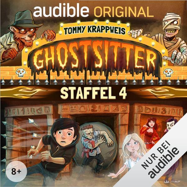 Ghostsitter Hörbuch kostenlos downloaden