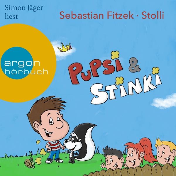 Pupsi und Stinki Hörbuch kostenlos downloaden