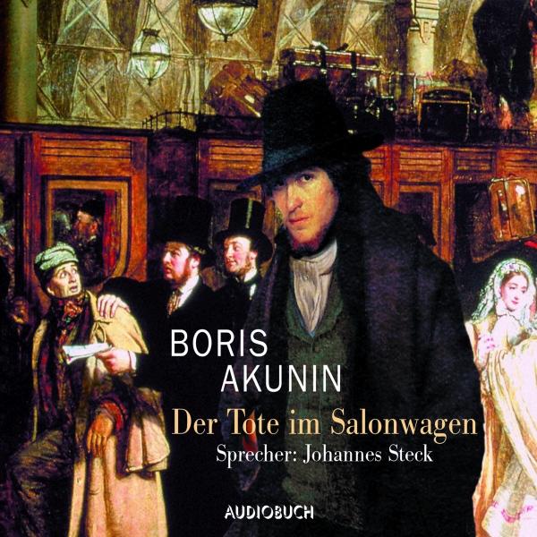 Der Tote im Salonwagen Hörbuch kostenlos downloaden