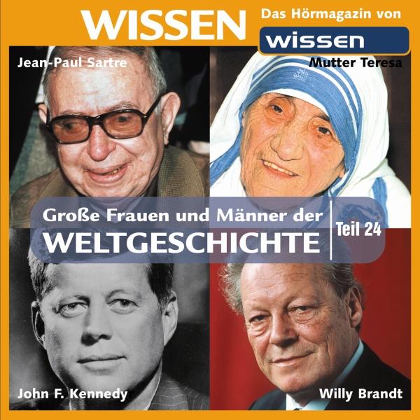 Große Frauen und Männer der Weltgeschichte 24 Hörbuch kostenlos downloaden