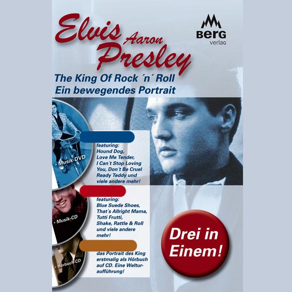 Elvis Aaron Presley. Ein bewegendes Portrait Hörbuch kostenlos downloaden