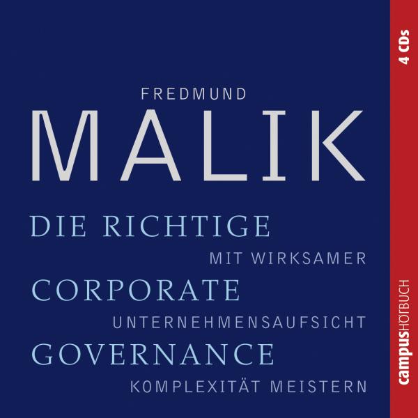 Die richtige Corporate Governance Hörbuch kostenlos downloaden