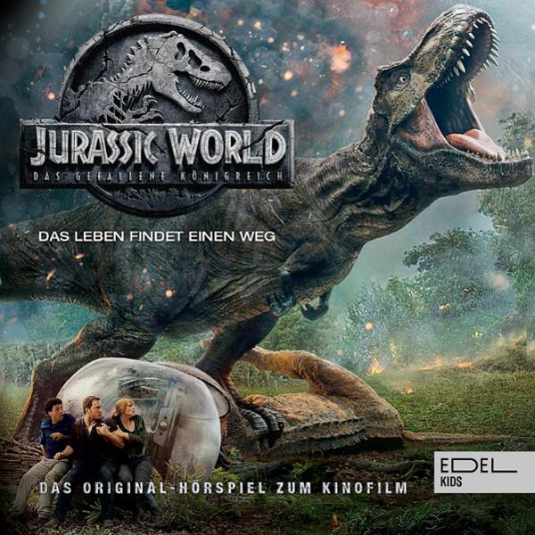 Jurassic World 2 Hörbuch kostenlos downloaden