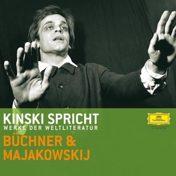 Kinski spricht Büchner und Majakowski Hörbuch kostenlos downloaden