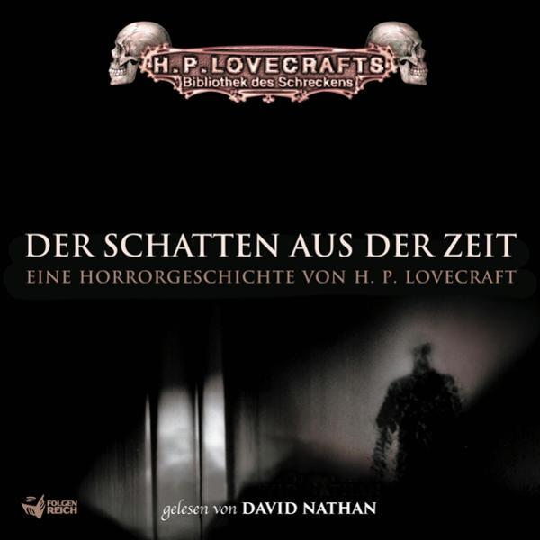 Der Schatten aus der Zeit Hörbuch kostenlos downloaden
