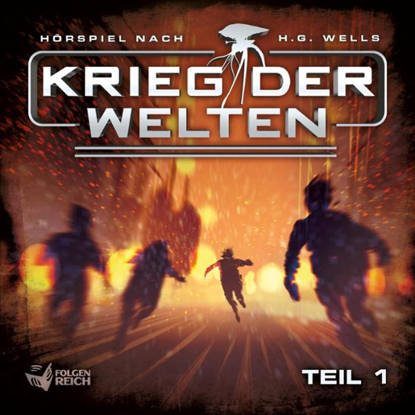 Krieg der Welten 1 Hörbuch kostenlos downloaden