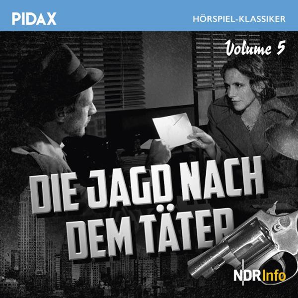 Die Jagd nach dem Täter 5 Hörbuch kostenlos downloaden