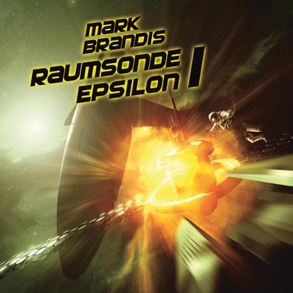 Raumsonde Epsilon 1 Hörbuch kostenlos downloaden