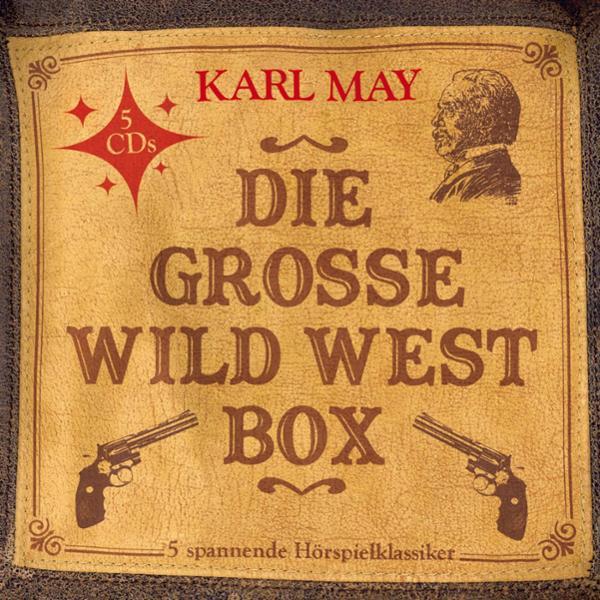 Die große Wild West Box Hörbuch kostenlos downloaden