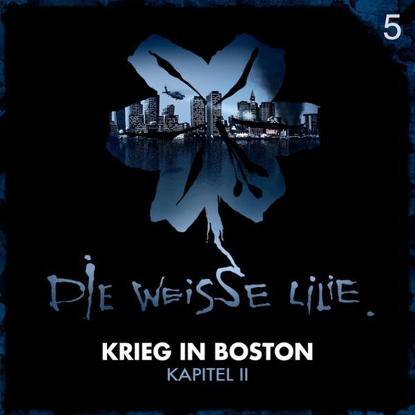 Krieg in Boston, Teil 2 Hörbuch kostenlos downloaden