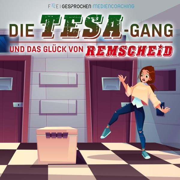 Die Tesa-Gang und das Glück von Remscheid Hörbuch kostenlos downloaden