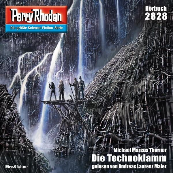 Die Technoklamm Hörbuch kostenlos downloaden
