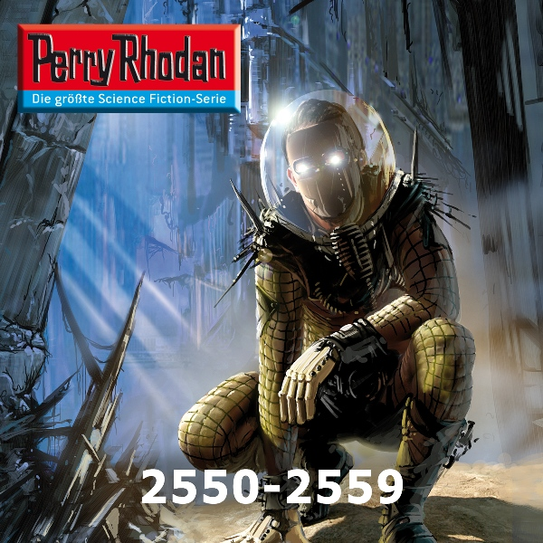 Perry Rhodan, Sammelband 16 Hörbuch kostenlos downloaden