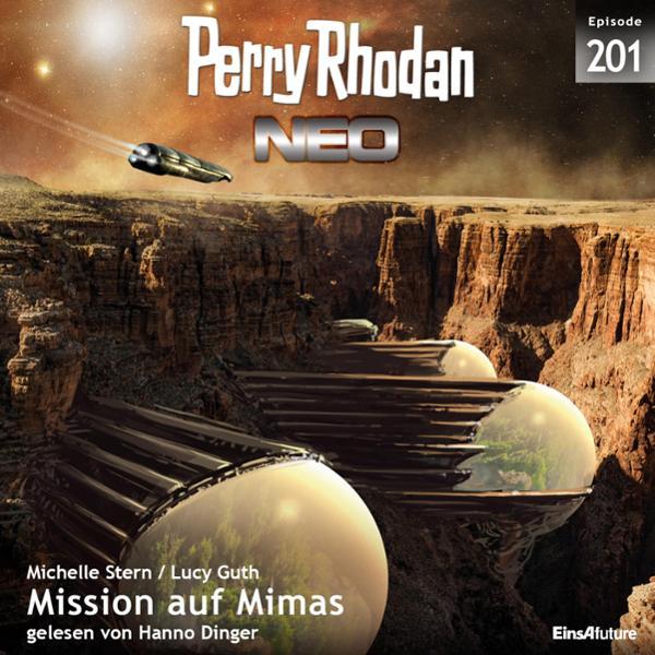 Mission auf Mimas Hörbuch kostenlos downloaden