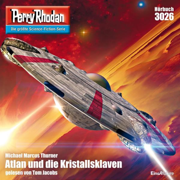 Atlan und die Kristallsklaven Hörbuch kostenlos downloaden