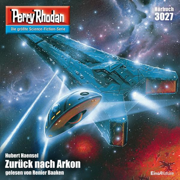 Zurück nach Arkon Hörbuch kostenlos downloaden