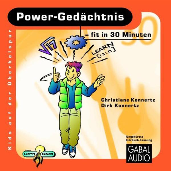 Power-Gedächtnis Hörbuch kostenlos downloaden