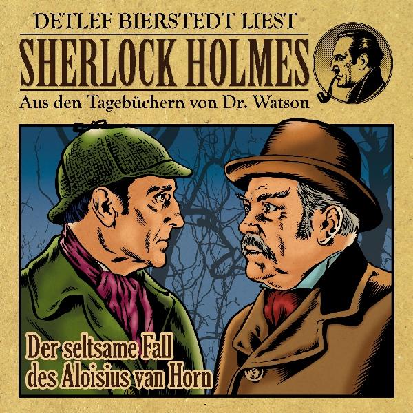 Der seltsame Fall des Aloisius van Horn Hörbuch kostenlos downloaden