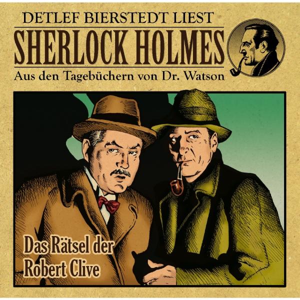 Das Rätsel der Robert Clive Hörbuch kostenlos downloaden