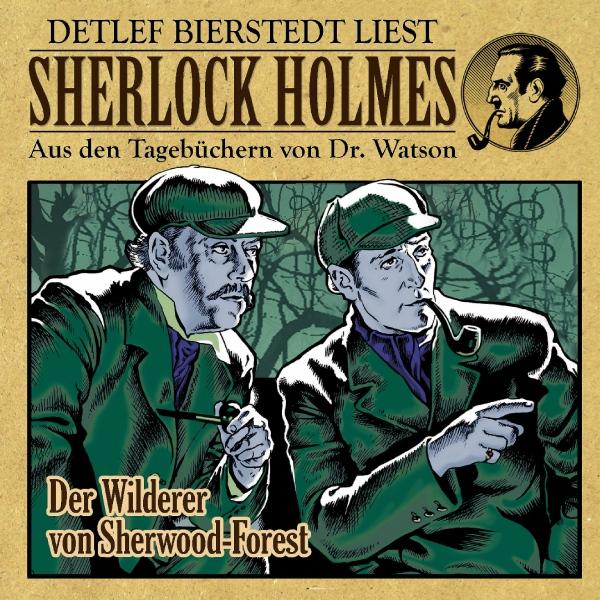 Der Wilderer von Sherwood Forest Hörbuch kostenlos downloaden
