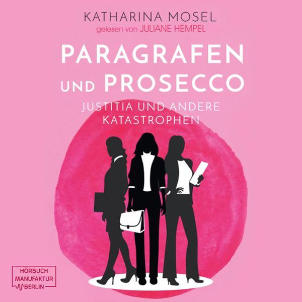 Paragrafen und Prosecco Hörbuch kostenlos downloaden