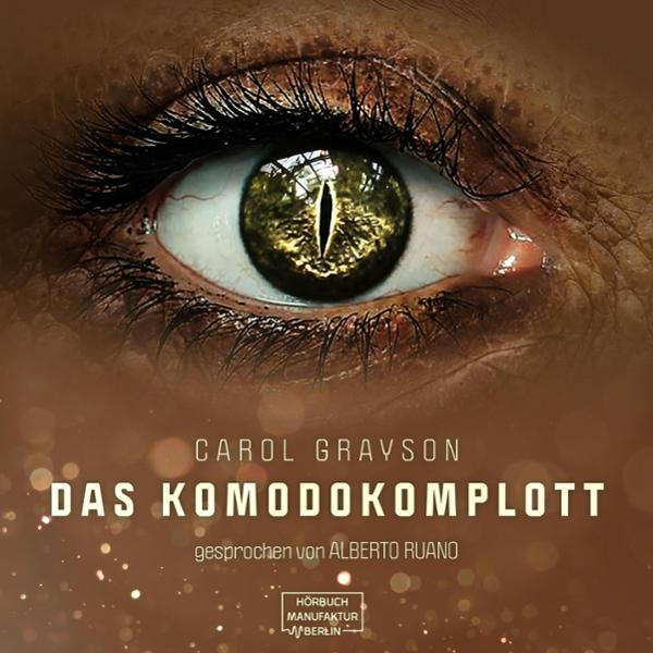 Das Komodo Komplott Hörbuch kostenlos downloaden