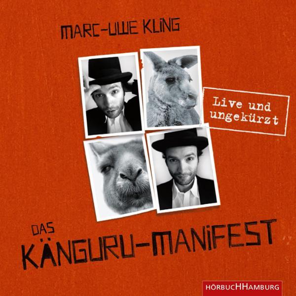 Das Känguru-Manifest Hörbuch kostenlos downloaden