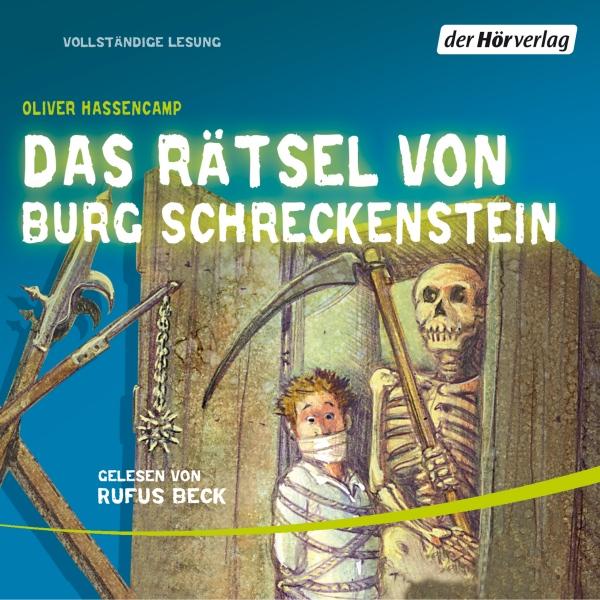 Das Rätsel von Burg Schreckenstein Hörbuch kostenlos downloaden
