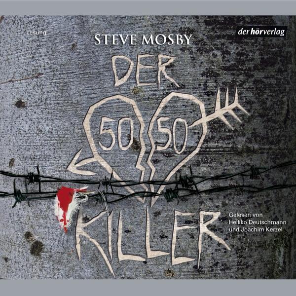 Der 50/50 Killer Hörbuch kostenlos downloaden