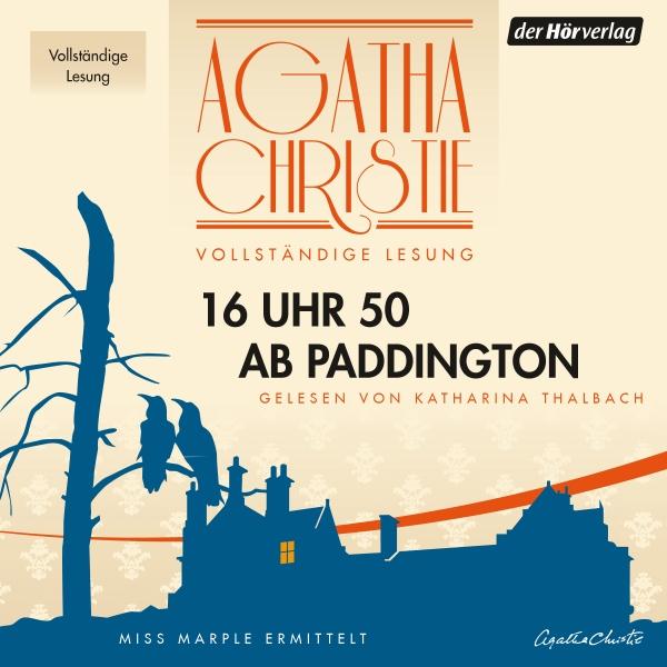 16 Uhr 50 ab Paddington Hörbuch kostenlos downloaden