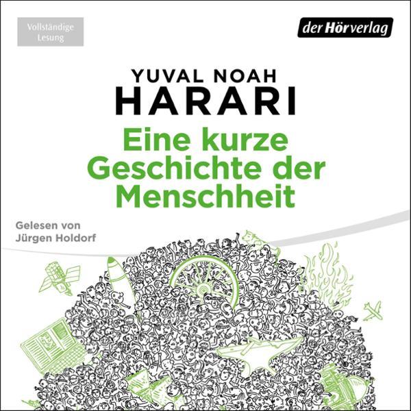Eine kurze Geschichte der Menschheit Hörbuch kostenlos downloaden