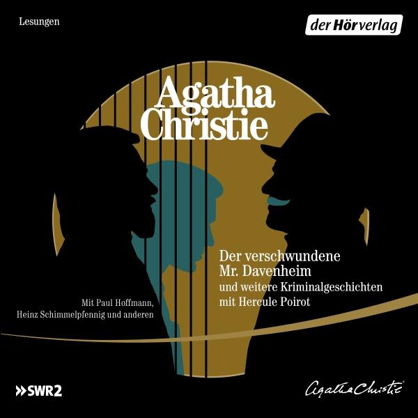 Der verschwundene Mr. Davenheim und weitere Kriminalgeschichten mit Hercule Poirot Hörbuch kostenlos downloaden