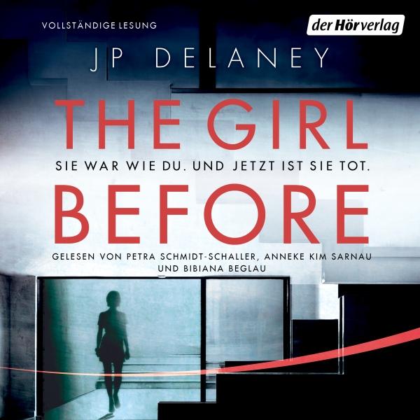 The Girl Before Hörbuch kostenlos downloaden