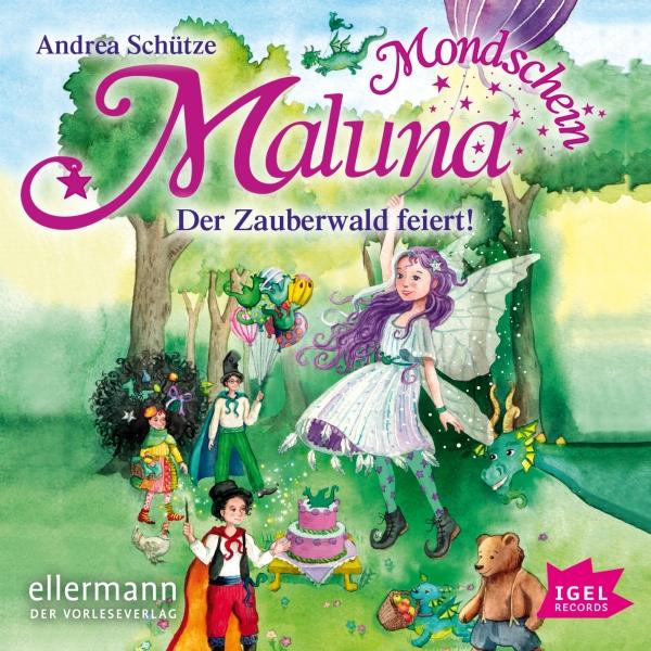 Der Zauberwald feiert Hörbuch kostenlos downloaden