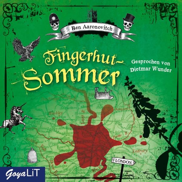 Fingerhut-Sommer Hörbuch kostenlos downloaden