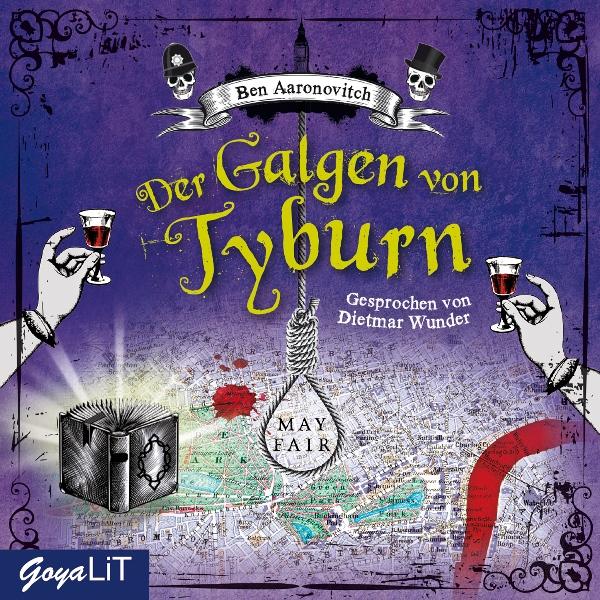 Der Galgen von Tyburn Hörbuch kostenlos downloaden