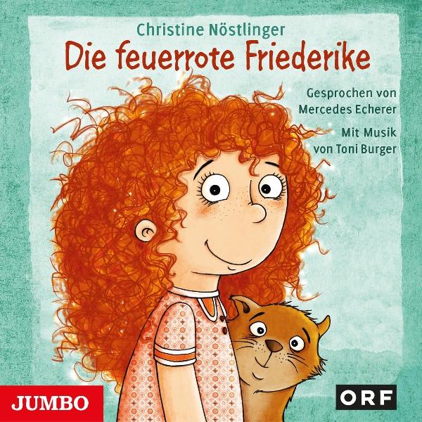 Die feuerrote Friederike Hörbuch kostenlos downloaden