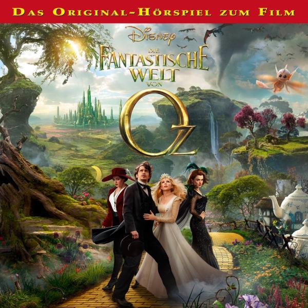 Die fantastische Welt von Oz Hörbuch kostenlos downloaden