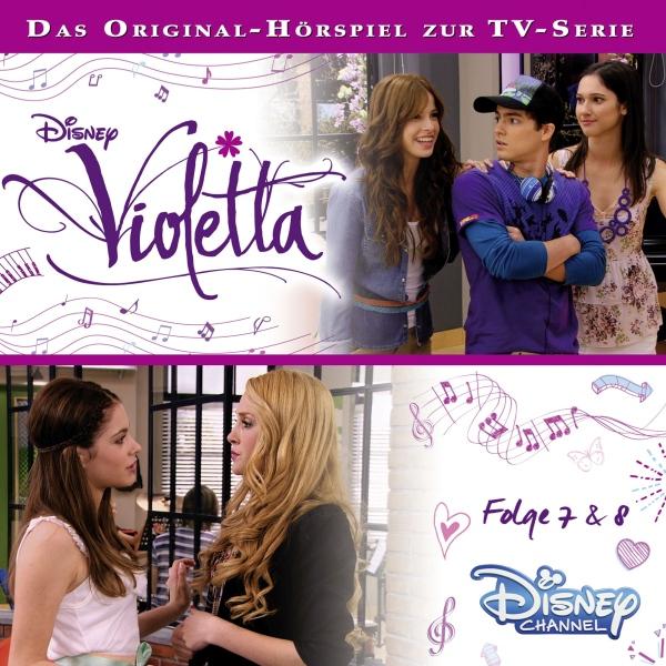 Violetta 7 & 8 Hörbuch kostenlos downloaden