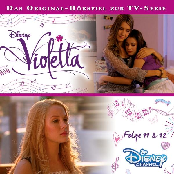 Violetta 11 & 12 Hörbuch kostenlos downloaden