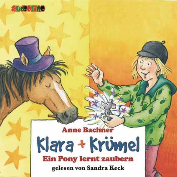 Ein Pony lernt zaubern Hörbuch kostenlos downloaden