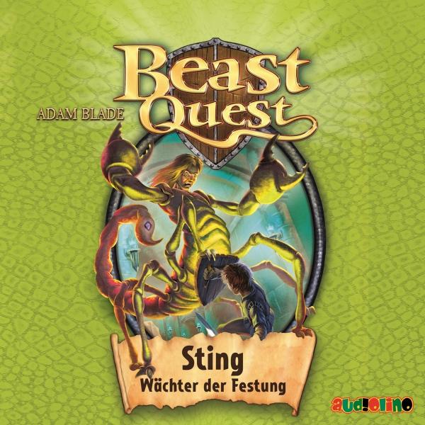 Sting, Wächter der Festung Hörbuch kostenlos downloaden