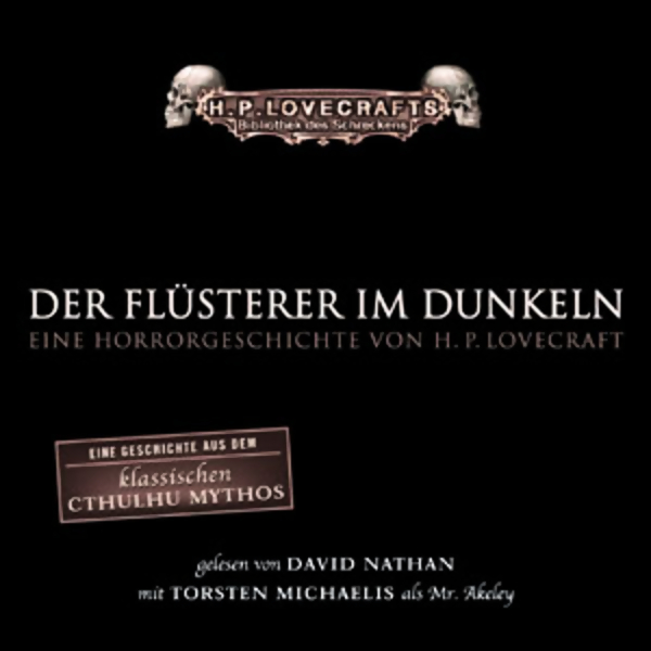 Der Flüsterer im Dunkeln Hörbuch kostenlos downloaden