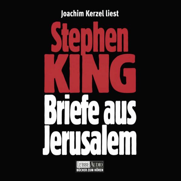 Briefe aus Jerusalem Hörbuch kostenlos downloaden