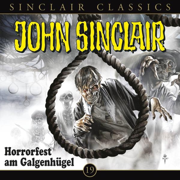 Horrorfest am Galgenhügel Hörbuch kostenlos downloaden