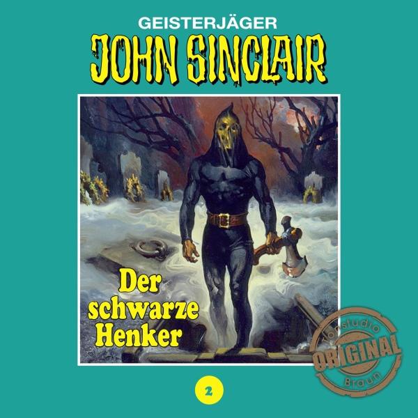 Der schwarze Henker Hörbuch kostenlos downloaden